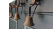 Summon your friends or family with 13 servants bells – only at Portland House c1870!